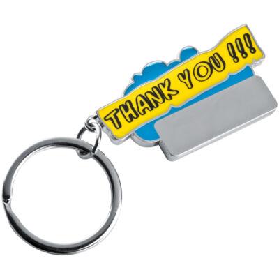 THANK YOU feliratú kulcstartó