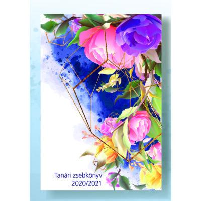 Tanári zsebkönyv - akvarell