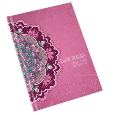 Tanári zsebkönyv - mandala