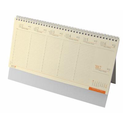 Álló asztali naptár chamois